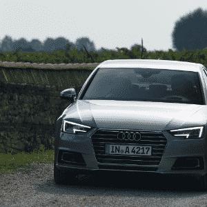 Audi A4 2016 - Murilo Góes/UOL