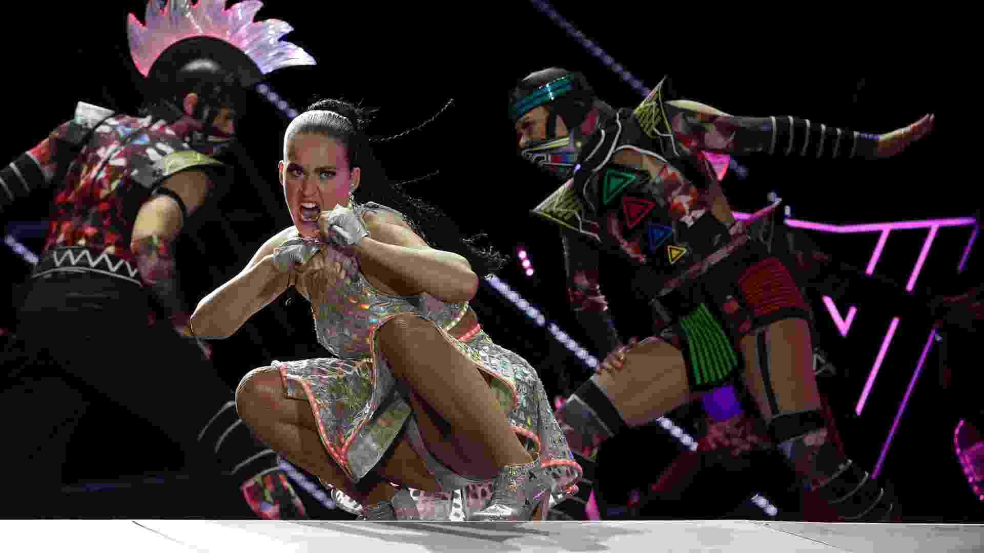 27.set.2015 - Katy Perry faz o último show do palco mundo no último dia do Rock in Rio 2015 - Marco Antonio Teixeira/UOL
