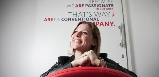Para Irina Bezzan, CEO da Genter, investir na fertilidade feminina é uma postura arrojada - Lucas Lima/UOL
