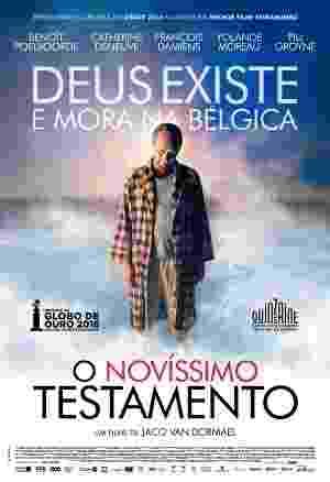 """Pôster de """"O Novíssimo Testamento""""  - Divulgação"""