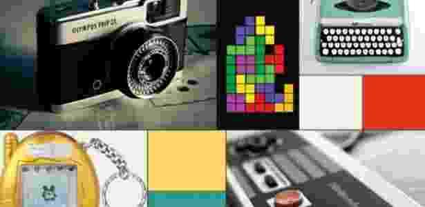 """Alguns aparelhos com sons disponibilizados pelo """"Museu dos Sons em Perigo"""" - Reprodução - Reprodução"""