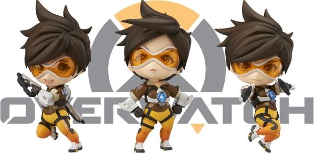"""Personagem será a primeira de """"Overwatch"""" a ter um boneco da série Nendoroid"""