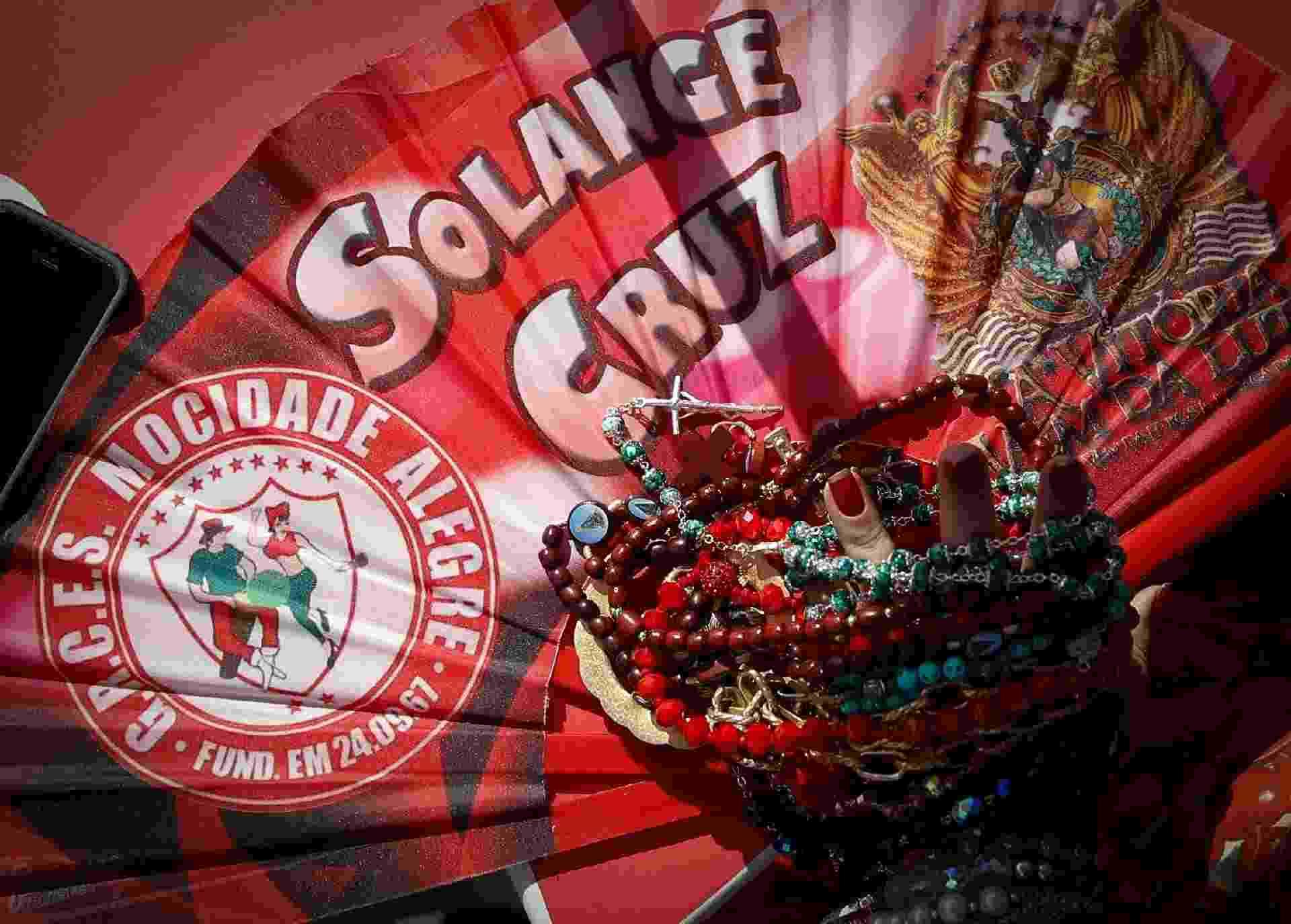 Apuração das escolas de samba do Carnaval de São Paulo - Alexandre Schneider/UOL
