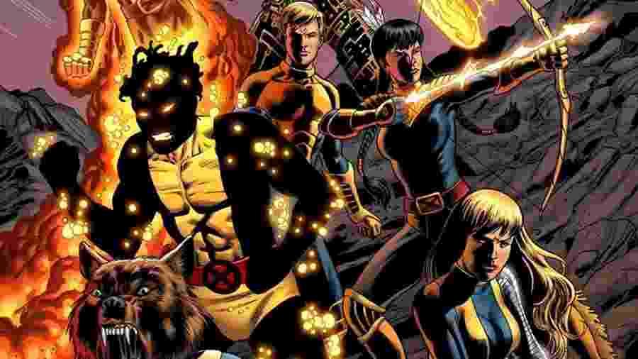 Resultado de imagem para Os Novos Mutantes 2018