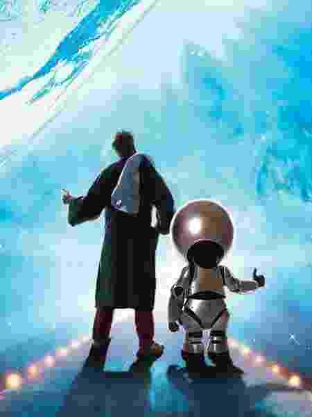 """Cena do filme """"O Guia do Mochileiro das Galáxias"""" - Reprodução"""