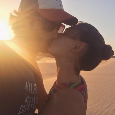 Isis Valverde se declara para o namorado, André Resende - Reprodução/Instagram/isisvalverde