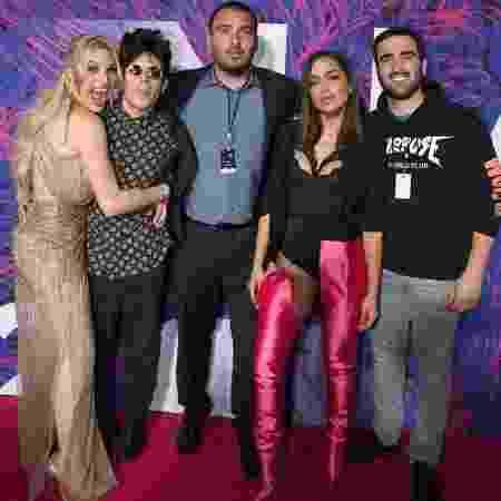 premiação da MTV no México - Reprodução/Instagram/@anitta - Reprodução/Instagram/@anitta