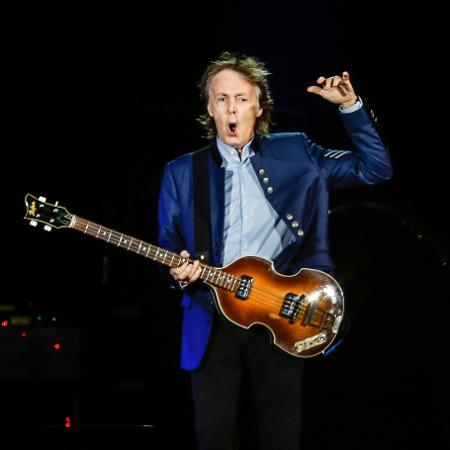 Paul McCartney fará show me festival no Texas - Lucas Lima/UOL