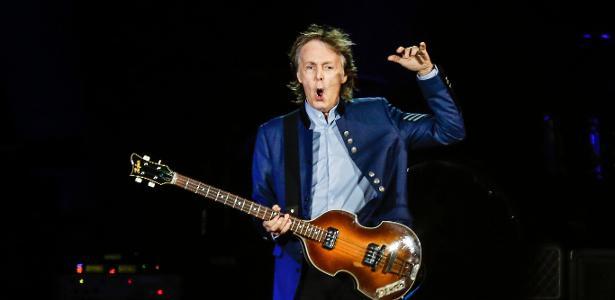 Show de Paul McCartney em São Paulo