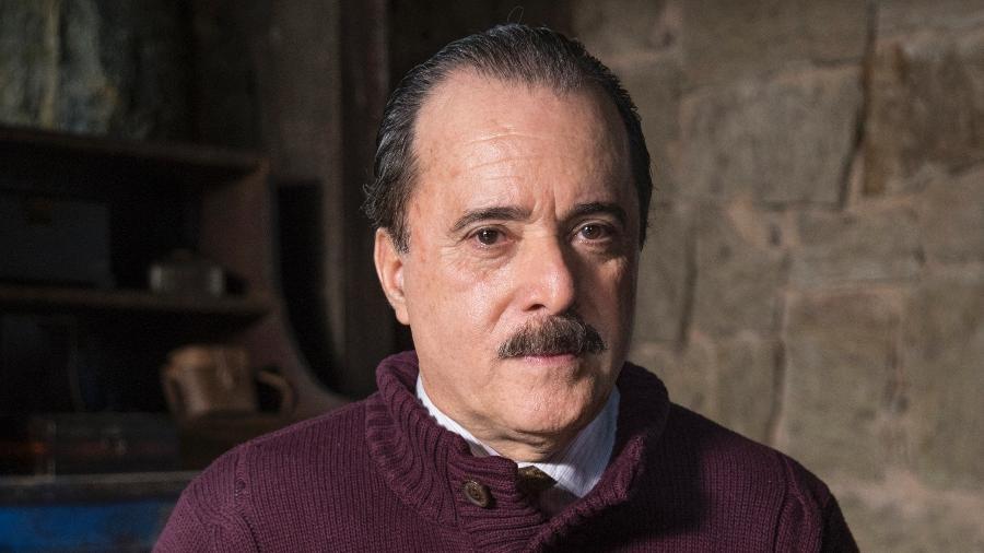 """Tony Ramos é José Augusto em """"Tempo de Amar"""" - Divulgação/TV Globo"""