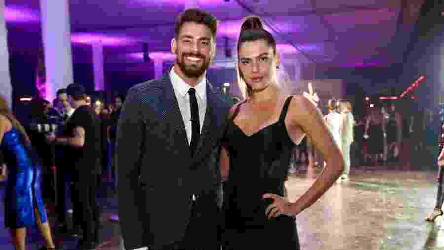 Cauã Reymond e a ex-namorada, Mariana Goldfarb, voltaram a se seguir no Instagram - Manuela Scarpa e Rafael Cusato/Brazil News