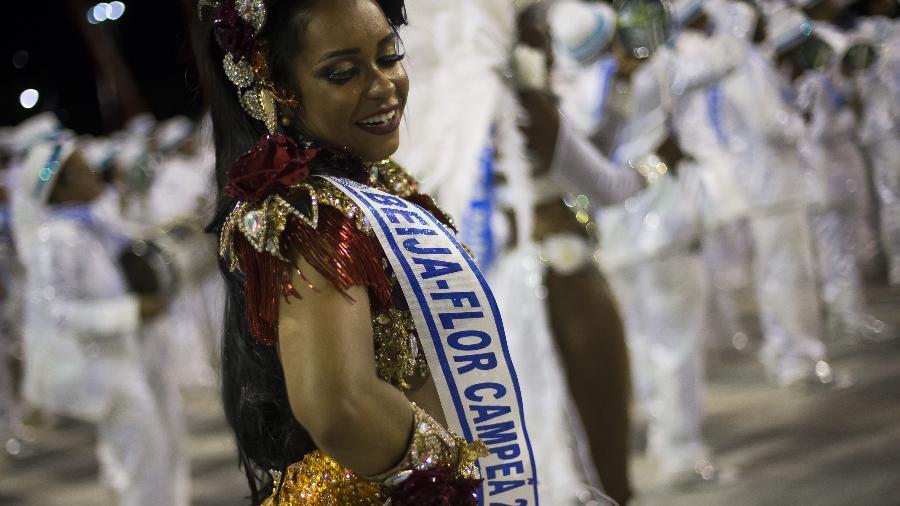 Desfile das Campeãs - Beija-Flor - Bruna Prado/UOL