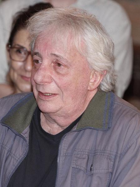 Marco Nanini se emociona no velório de Tônia Carrero - Thyago Andrade/Brazil News