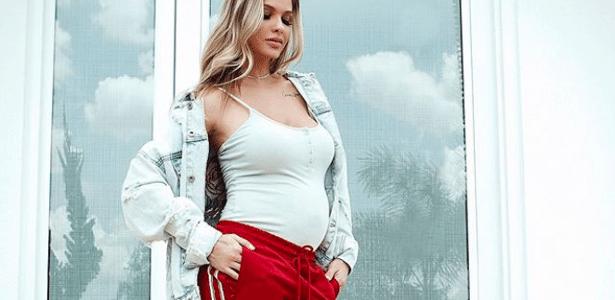 904c61264 Andressa Suita grávida  13 looks cheios de estilo da modelo para inspirá-la  - 02 04 2018 - UOL Universa