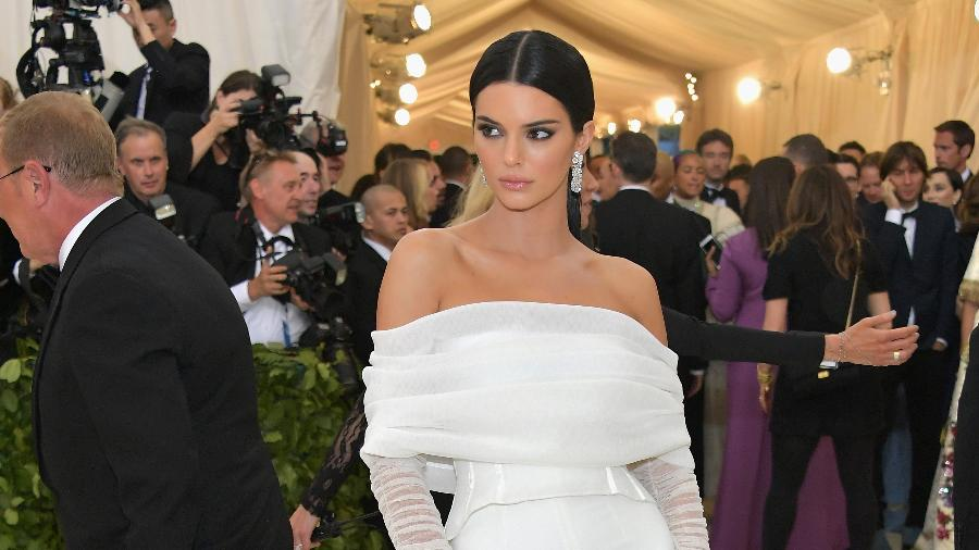 Kendall Jenner - Getty Images