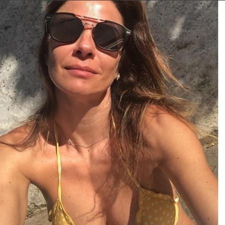 Luciana Gimenez de biquíni - Reprodução/Instagram