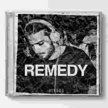 """Capa do single """"Remedy"""", do DJ sueco Alesso - Divulgação - Divulgação"""