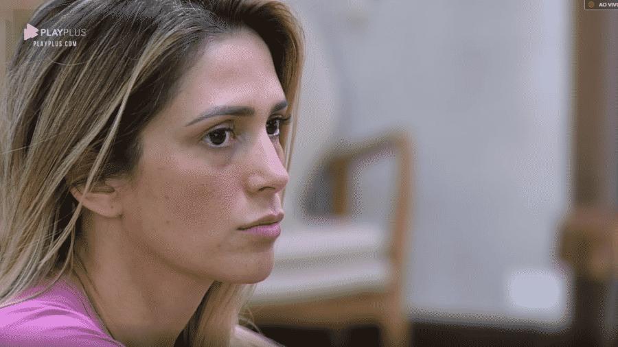 Nadja Pessoa conversa com Fernanda Lacerda - Reprodução/Play Plus