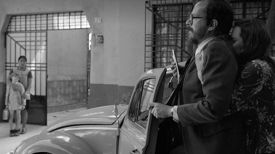 """Cena de """"Roma"""", de Alfonso Cuarón - Divulgação"""