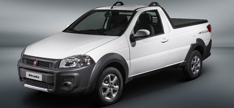 Fiat Strada Freedom CS - Divulgação