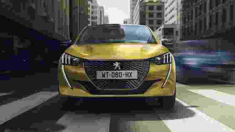Peugeot 208 2 - Divulgação - Divulgação