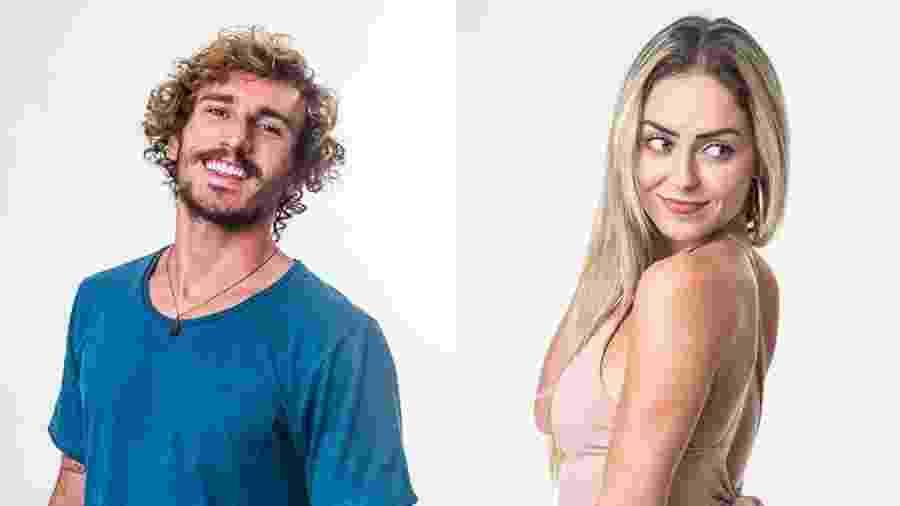 """Alan e Paula estão na final do """"BBB19"""" - Montagem/Globo/Victor Pollak"""