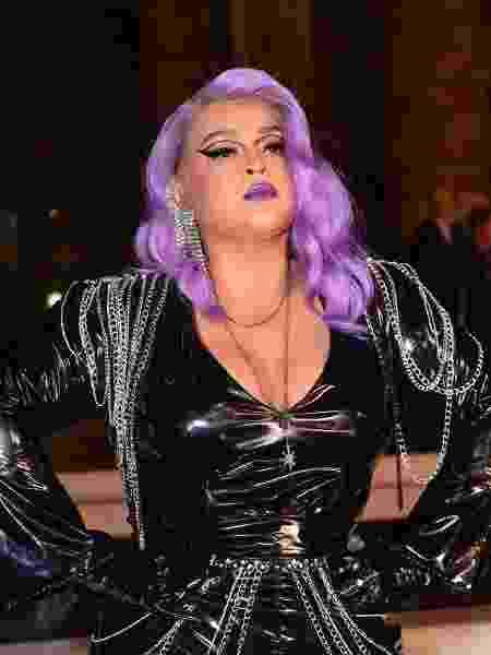 Preta Gil na festa de Halloween da Sephora, em SP - Leo Franco/AgNews