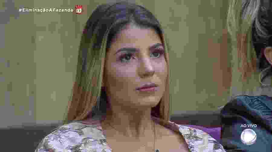 Hariany Almeida disputa preferência do público em A Fazenda 2019 - Reprodução/RecordTV