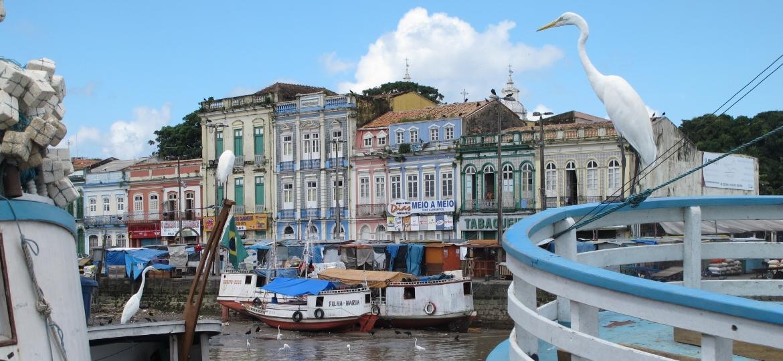 O Pitiú, local ao lado do Complexo Ver-o-Peso  - Getty Images/iStockphoto
