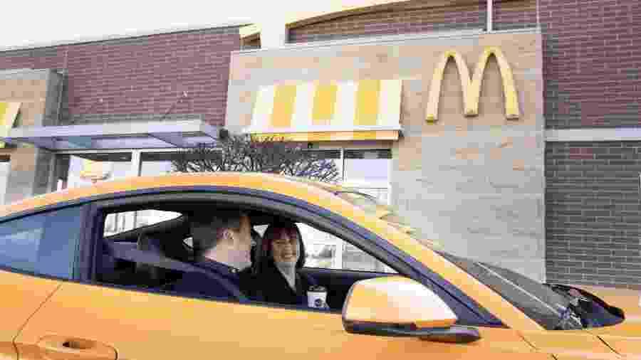 Por sustentabilidade, Ford e McDonald?s fazem parceria - Divulgação