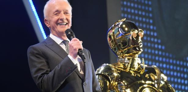 'Pronto para ser figurante de novo' | Ator de C-3PO não gostou de ter pouco espaço nos novos Star Wars