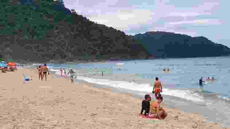 A praia de Itamabuca: destino de descolados e surfistas - Marcel Vicenti/UOL - Marcel Vicenti/UOL