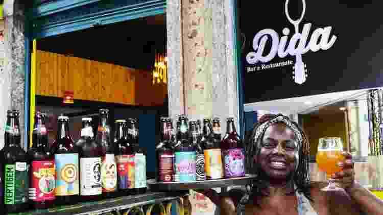 Dida oferece comidas com um quê nordestino africana - Instagram/didabar.erestaurante - Instagram/didabar.erestaurante
