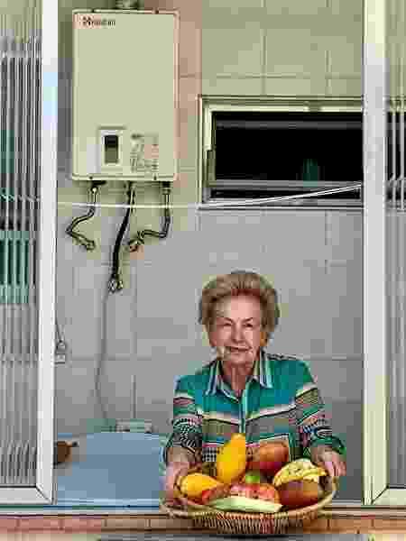 Dona Eunice - Andrea Setti/UOL - Andrea Setti/UOL