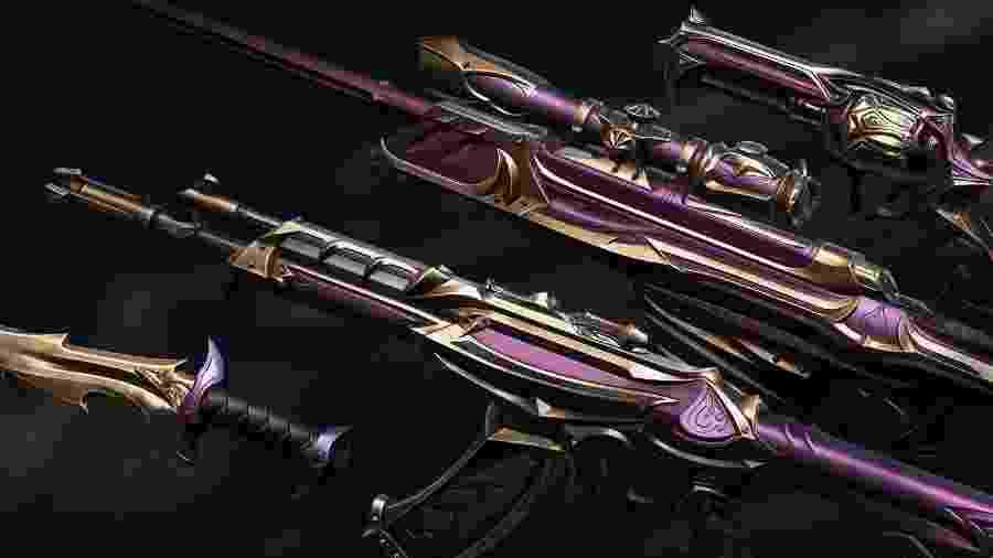 Seja a curto ou longo alcance, veja as melhores armas para soltar a bala no FPS da Riot - Divulgação/RiotGames