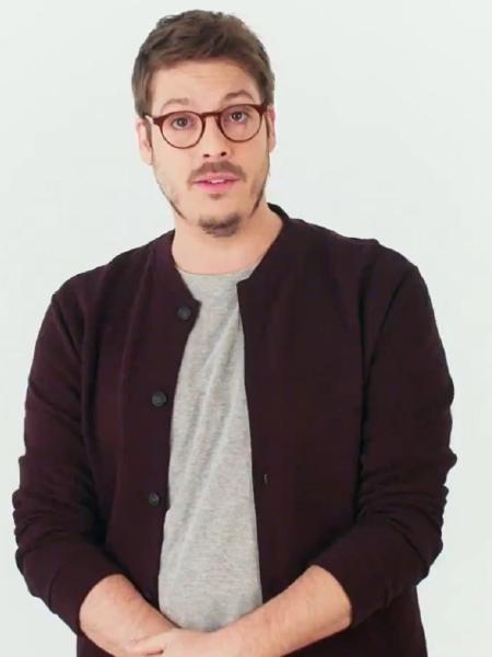 Fábio Porchat em vídeo de divulgação da nova série do Disney Plus - Reprodução/Twitter