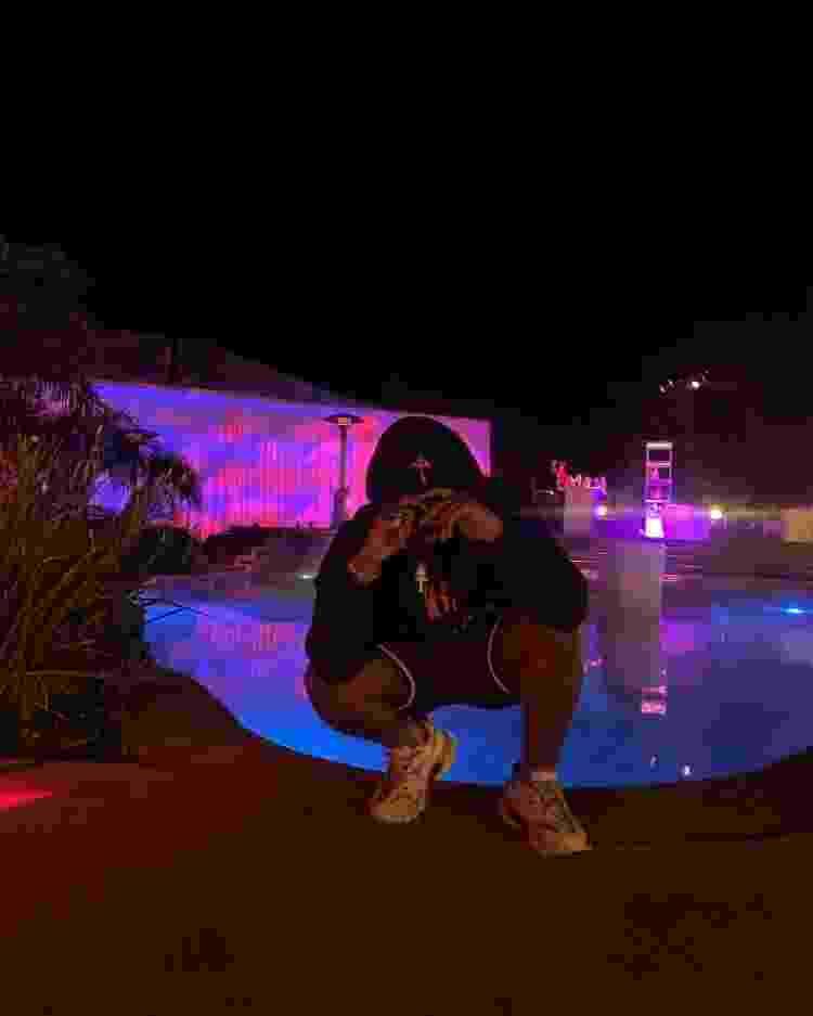 Chris Brown dá festa de aniversário com 500 pessoas - Reprodução/Instagram - Reprodução/Instagram
