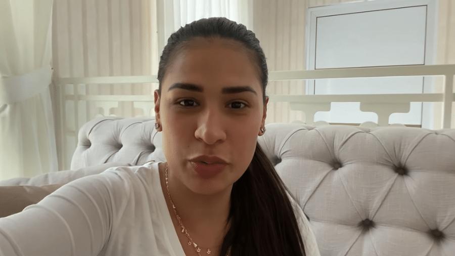Simone Mendes faz tour pelo quarto da filha em sua nova mansão em Fortaleza - Reprodução/YouTube