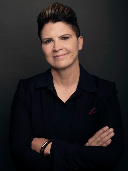 Tracey Breeden, head de segurança e defesa social do Match Group - Divulgação