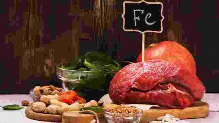 alimentos fontes de ferro - iStock - iStock