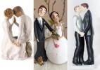Veja 55 opções de topos de bolo, incluindo versões para casais homossexuais - Divulgação/MontagemUOL