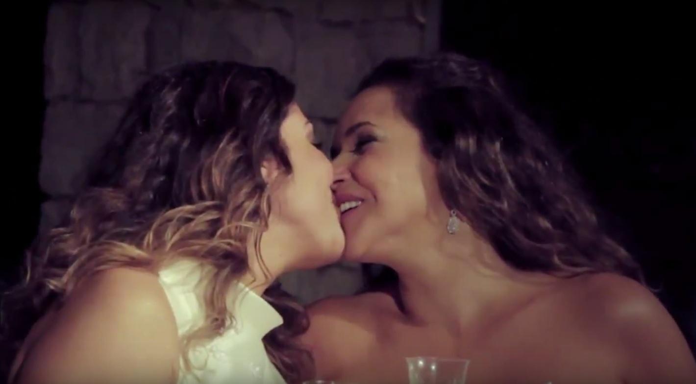 Malu Verçosa e Daniela Mercury em cena de vídeo divulgado pela ONU