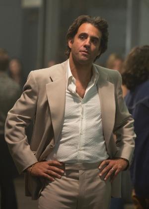 2016 - Bobby Cannavalle é Richie Finestra, protagonista de Vinyl - Divulgação/HBO