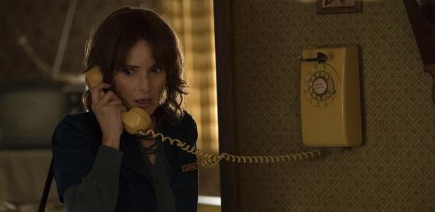 """Winona Ryder está no elenco da nova série """"Stranger Things"""",da Netflix - Divulgação"""