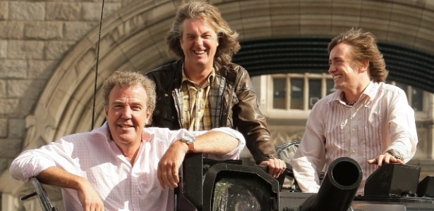 "Série ""The Grand Tour"", da Amazon"