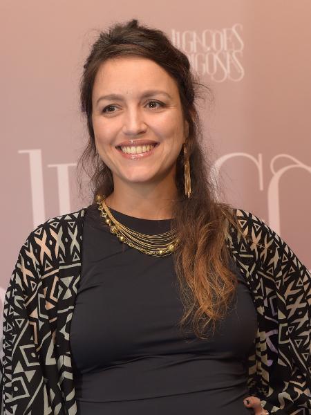 A autora Manuela Dias - Divulgação