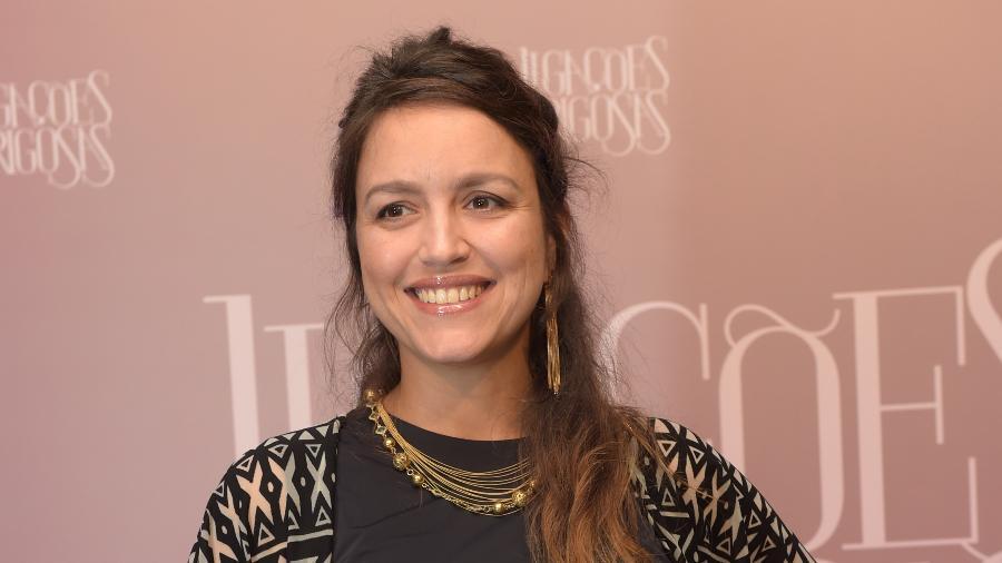 """Manuela Dias é a autora de """"Troia"""", novela na fila das 9, na Globo - Divulgação"""