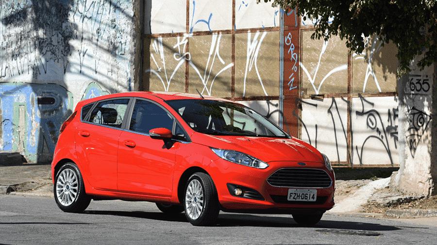 Lançada no Brasil em 2011 na configuração hatch, atual geração do Fiesta terá vida útil esticada com retoques - Murilo Góes/UOL