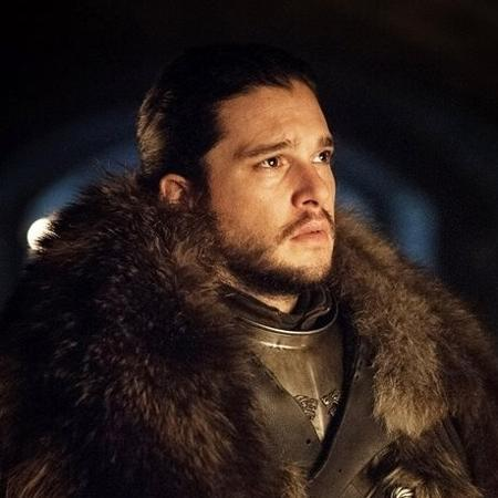 """Kit Harington como Jon Snow em """"Game of Thrones""""  - Divulgação/HBO"""