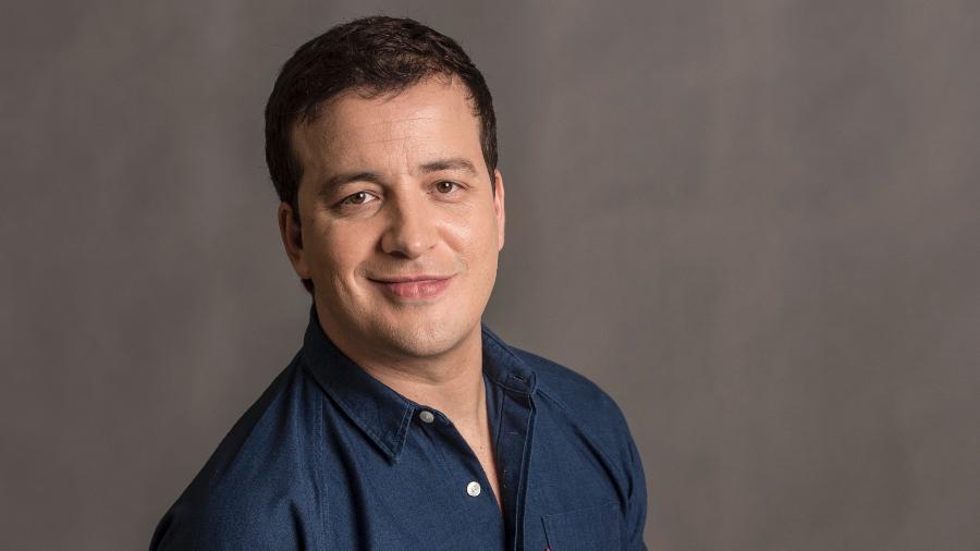 """Rafael Cortez: """"Só tem um tipo de sacanagem que você pode fazer no humor que é a autosacanagem""""  - Globo/Estevam Avellar"""
